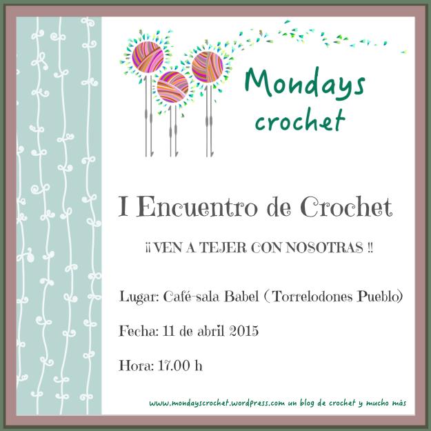 Cartel I Encuentro