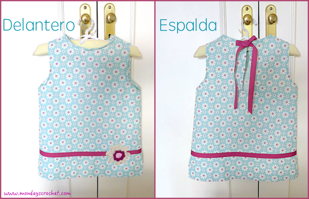 Collage vestido texto