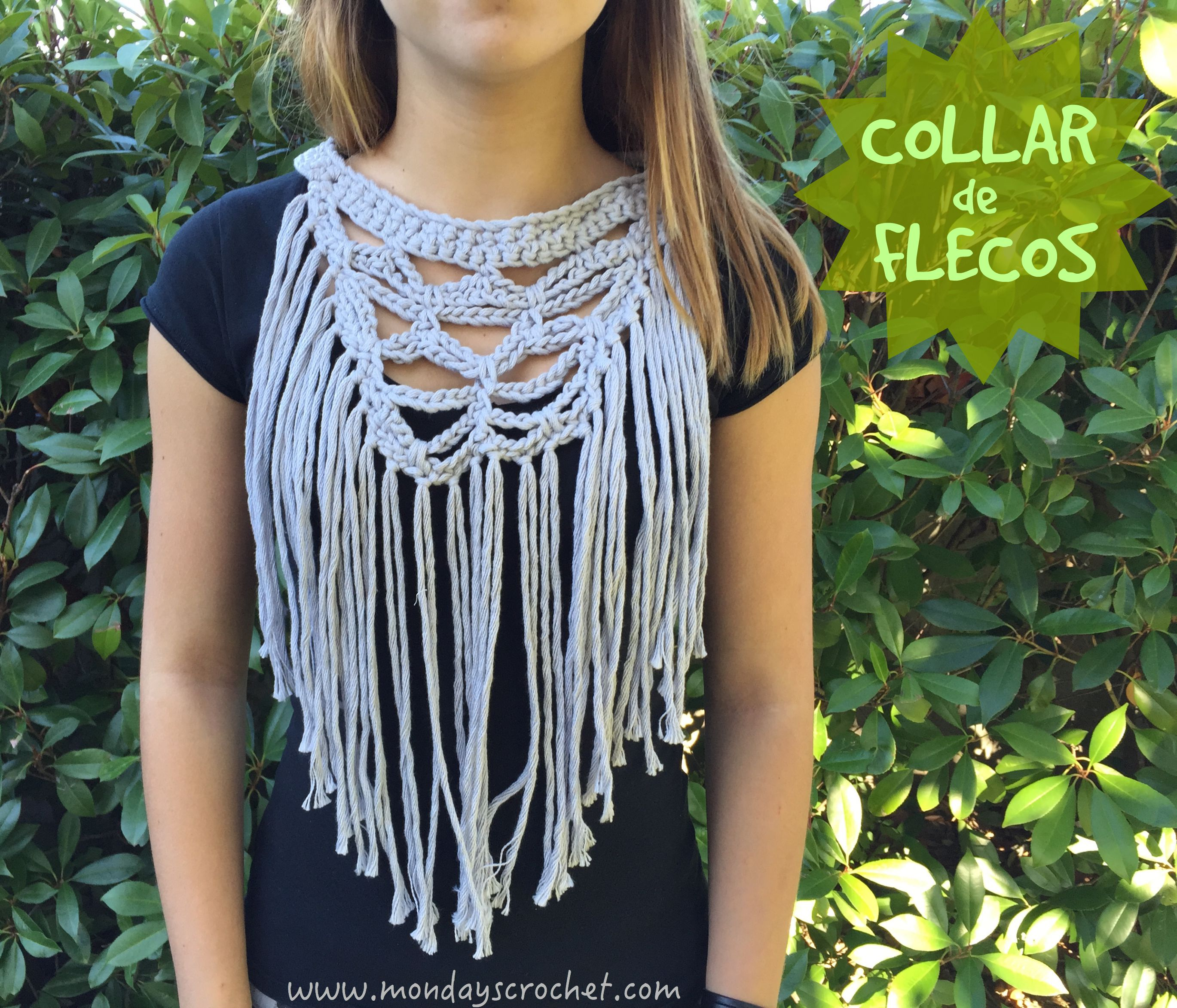 Diagramas De Collar En Crochet - Block And Schematic Diagrams •