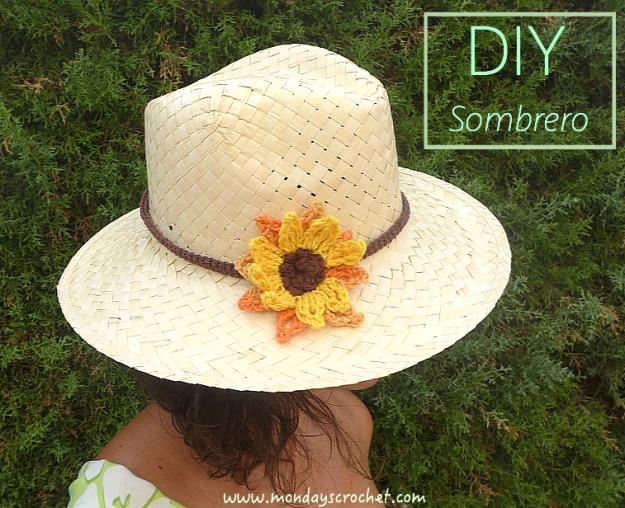 Sombrero DIY