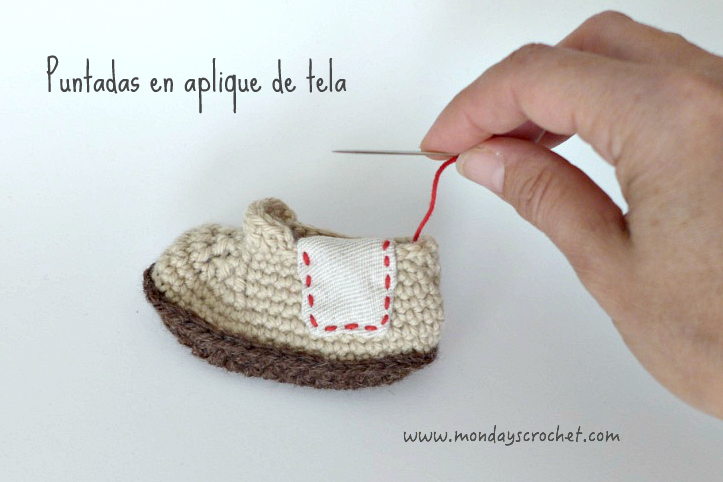 BOTAS PARA BEBÉ / BOOTIES FOR BABIES |
